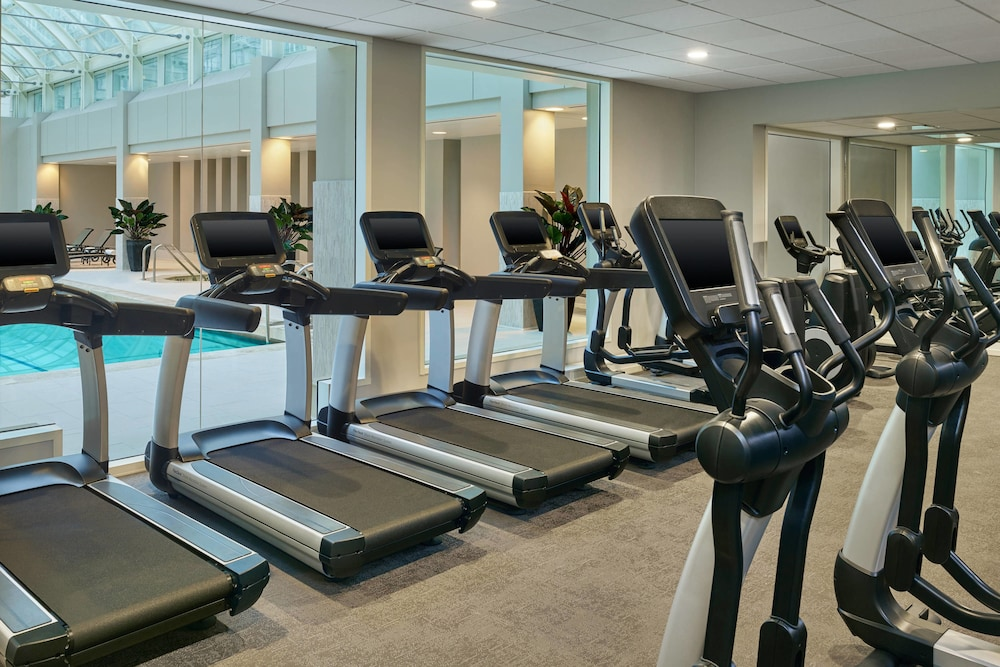 Fitness Facility, Palace Hotel, a Luxury Collection Hotel, San Francisco