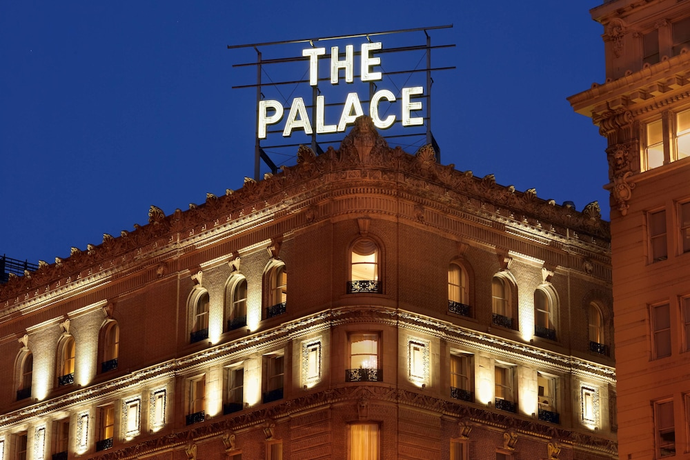 Exterior, Palace Hotel, a Luxury Collection Hotel, San Francisco
