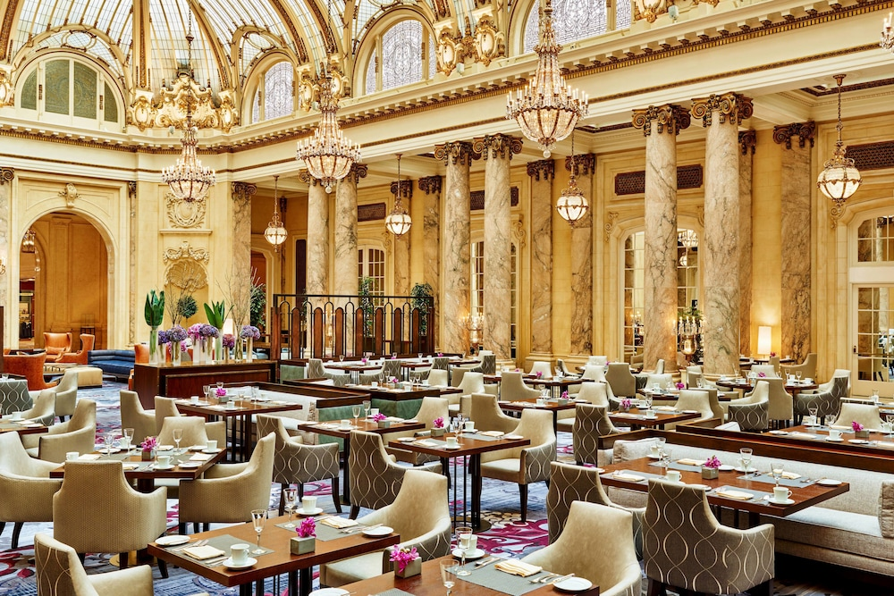 Breakfast Area, Palace Hotel, a Luxury Collection Hotel, San Francisco