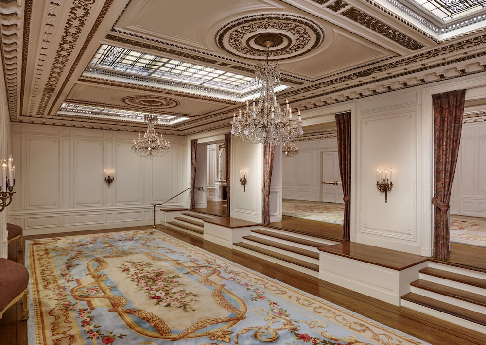 Banquet Hall, Palace Hotel, a Luxury Collection Hotel, San Francisco