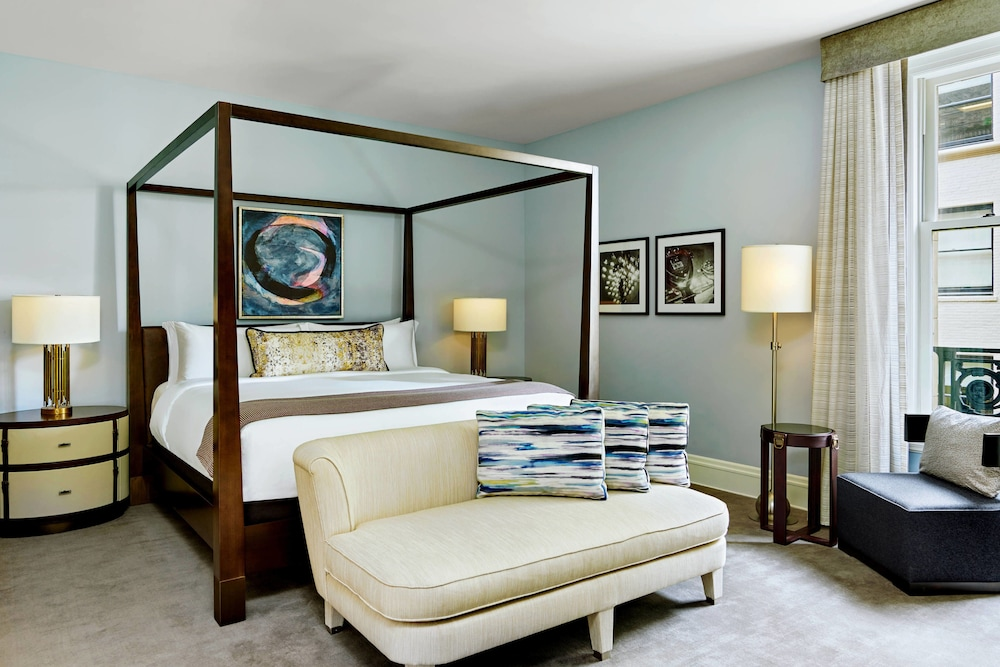 Room, Palace Hotel, a Luxury Collection Hotel, San Francisco