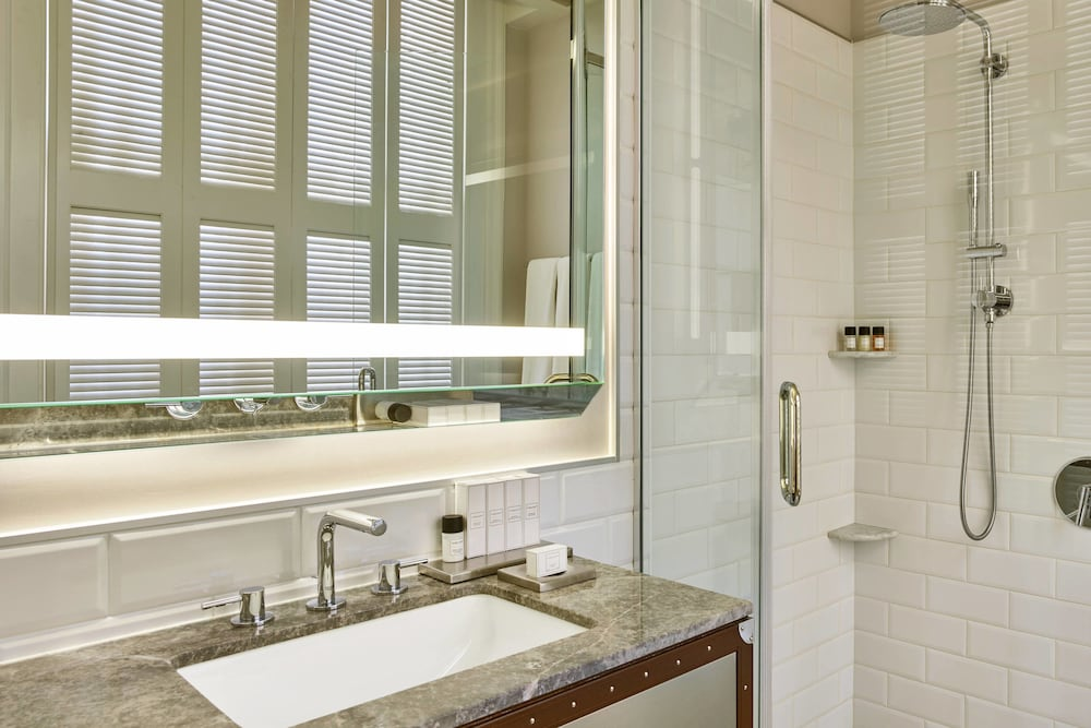 Bathroom, Palace Hotel, a Luxury Collection Hotel, San Francisco