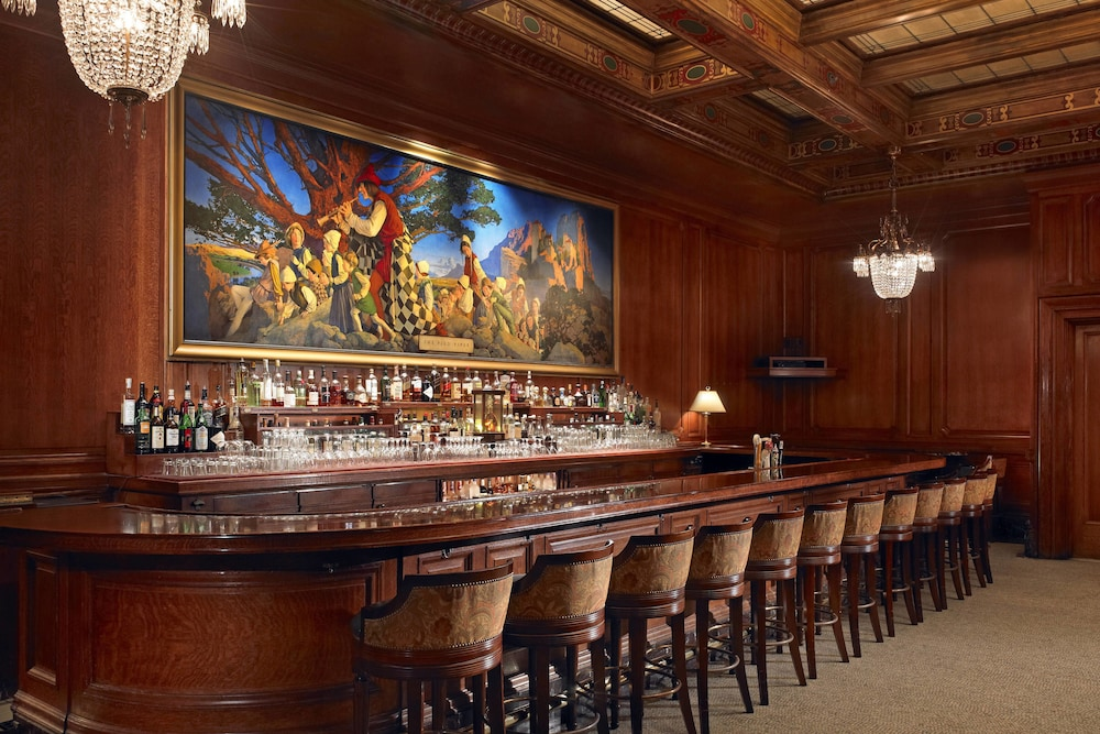Bar, Palace Hotel, a Luxury Collection Hotel, San Francisco