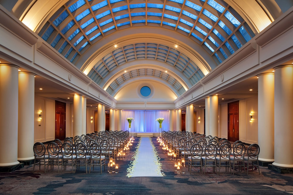 Indoor Wedding, Palace Hotel, a Luxury Collection Hotel, San Francisco