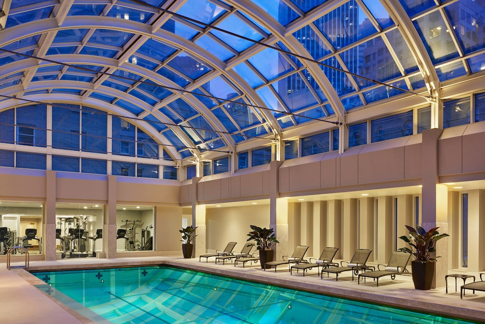 Indoor Pool, Palace Hotel, a Luxury Collection Hotel, San Francisco