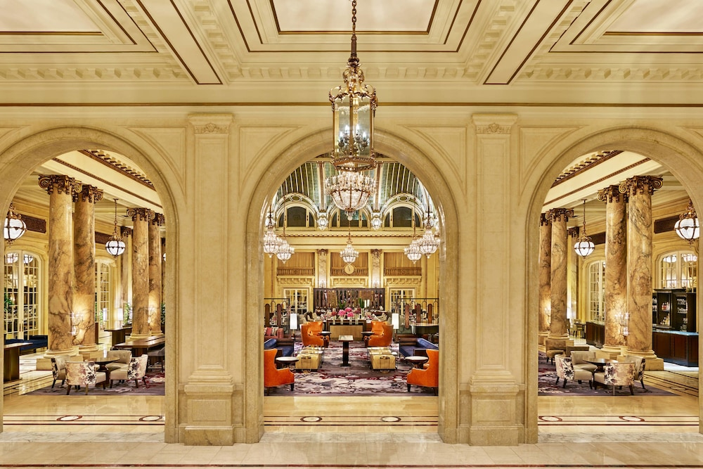 Restaurant, Palace Hotel, a Luxury Collection Hotel, San Francisco