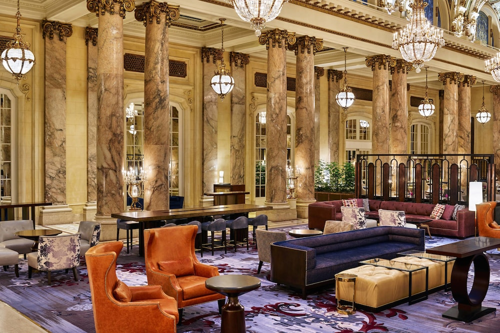 Lounge, Palace Hotel, a Luxury Collection Hotel, San Francisco