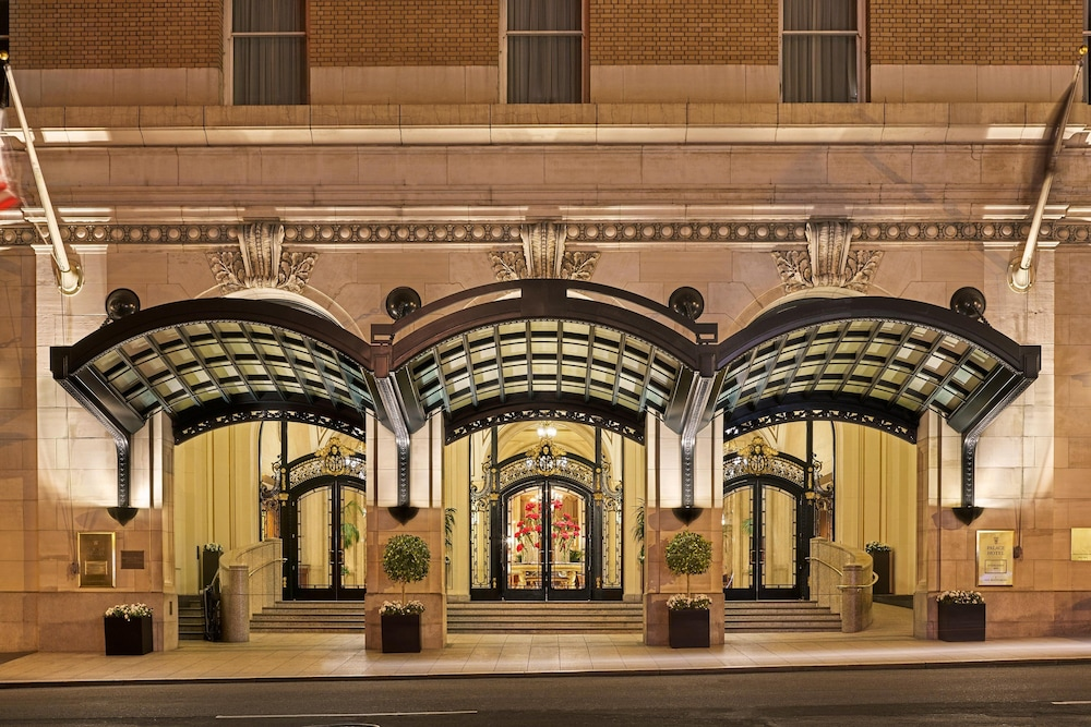 Front of Property - Evening/Night, Palace Hotel, a Luxury Collection Hotel, San Francisco