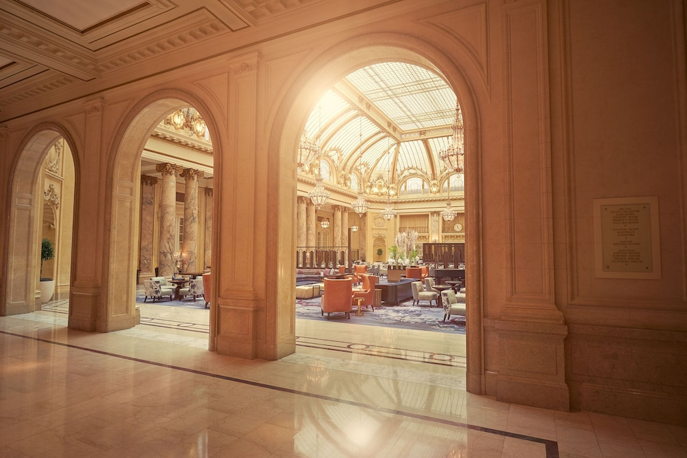 Lobby, Palace Hotel, a Luxury Collection Hotel, San Francisco