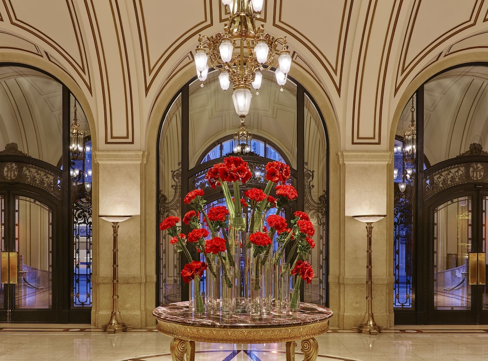 Interior Entrance, Palace Hotel, a Luxury Collection Hotel, San Francisco