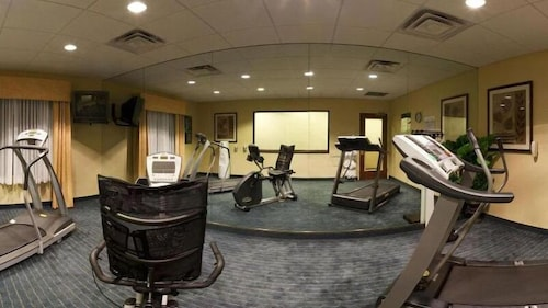 Fitness Facility, Holiday Inn Express Hotel & Suites Lake Okeechobee