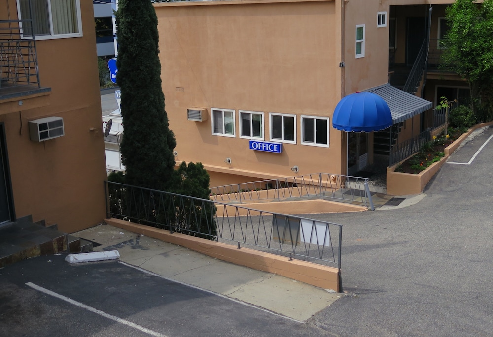 Exterior, Americas Best Value Inn Los Angeles at W 7th St