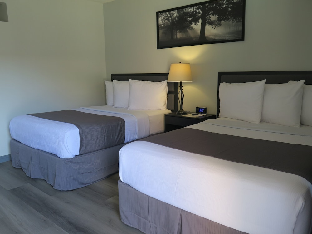 Room, Americas Best Value Inn Los Angeles at W 7th St