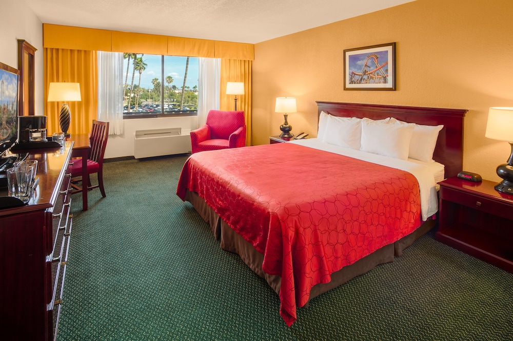 Room, Knott's Berry Farm Hotel