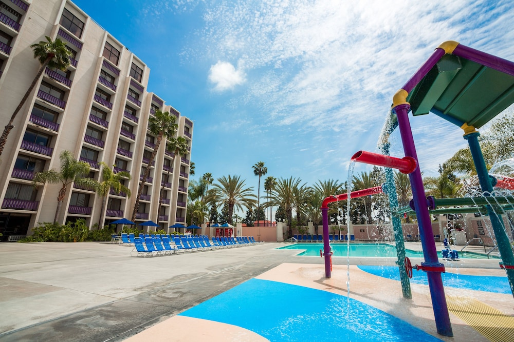 Children's Pool, Knott's Berry Farm Hotel