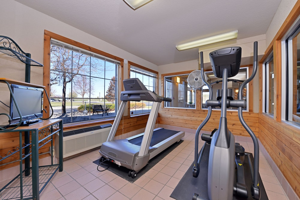 Fitness Facility, Kelly Inn Billings Montana