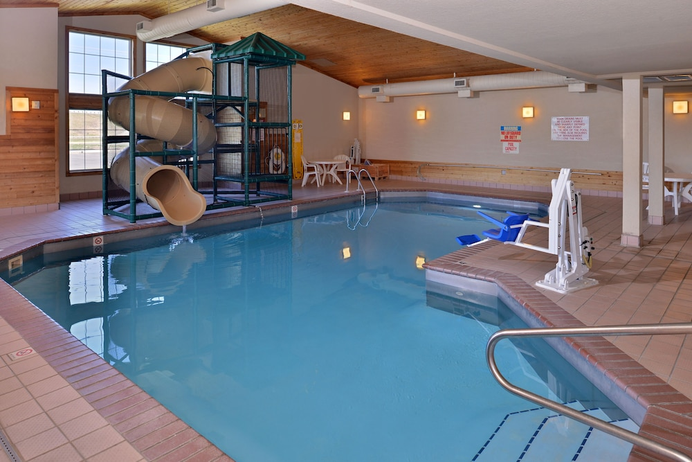 Indoor Pool, Kelly Inn Billings Montana