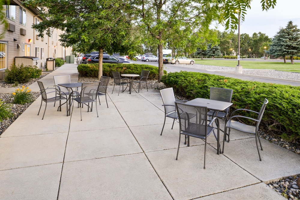 Terrace/Patio, Kelly Inn Billings Montana