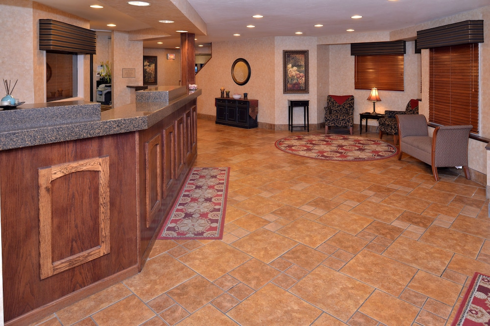 Lobby, Kelly Inn Billings Montana