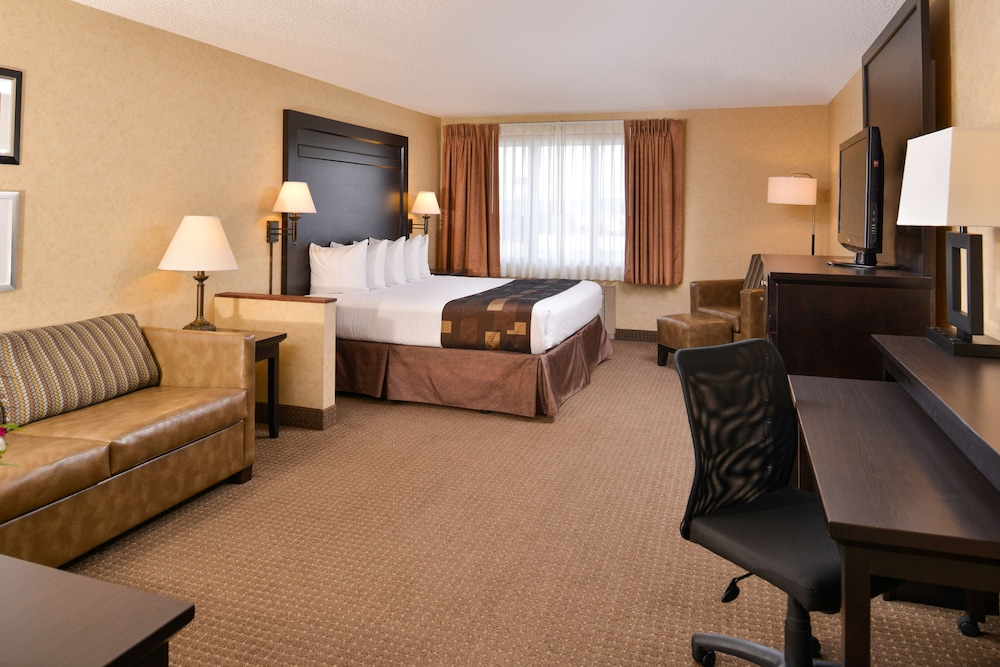 Room, Kelly Inn Billings Montana
