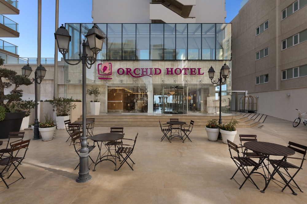 Front of Property, Orchid Tel Aviv