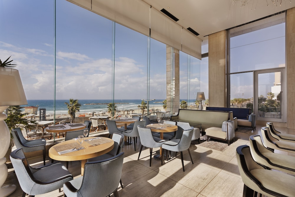 Breakfast Area, Orchid Tel Aviv