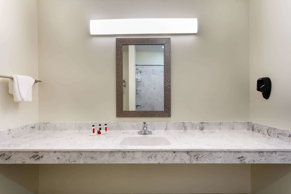 Bathroom, Ramada by Wyndham Hendersonville