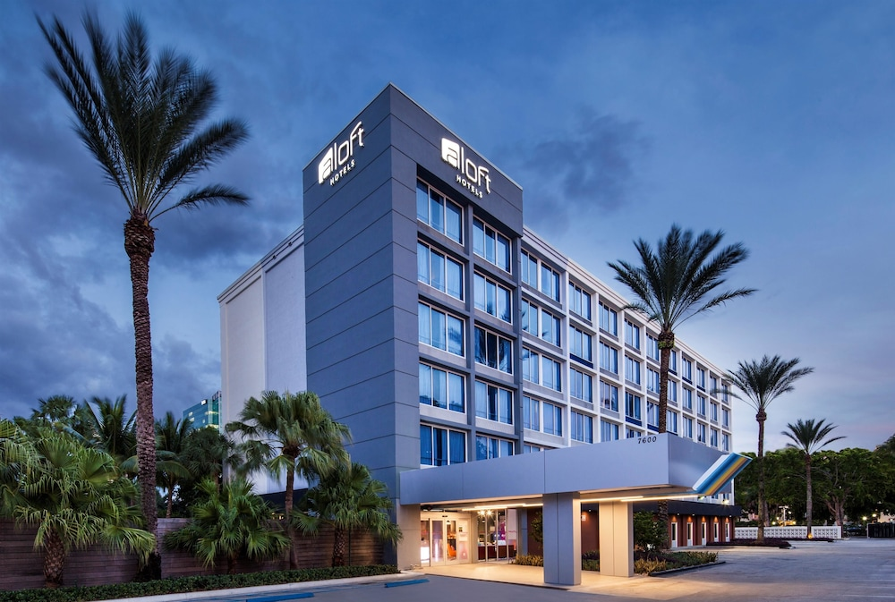 Hotel Aloft Doral Miami