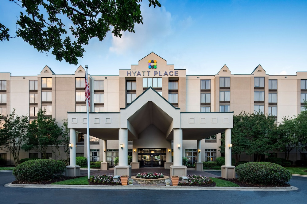 Exterior, Hyatt Place Atlanta/Alpharetta/North Point Mall