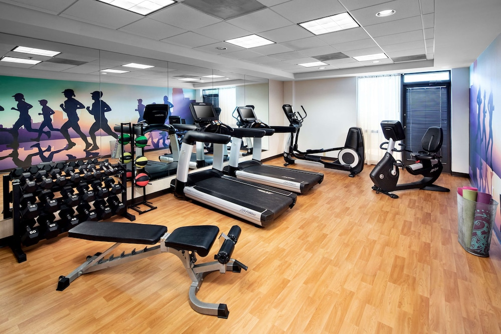 Fitness Facility, Hyatt Place Atlanta/Alpharetta/North Point Mall
