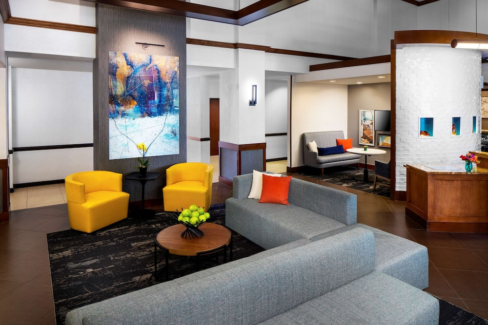 Lobby, Hyatt Place Atlanta/Alpharetta/North Point Mall