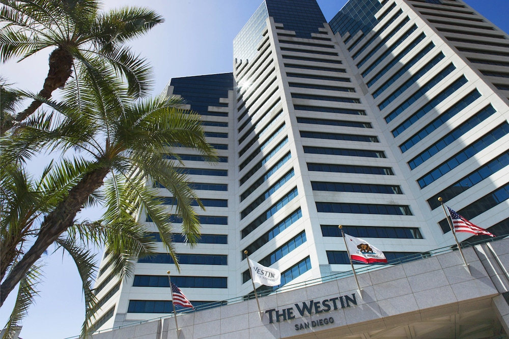 Exterior, The Westin San Diego Downtown