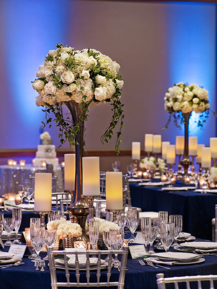Indoor Wedding, The Westin San Diego Downtown