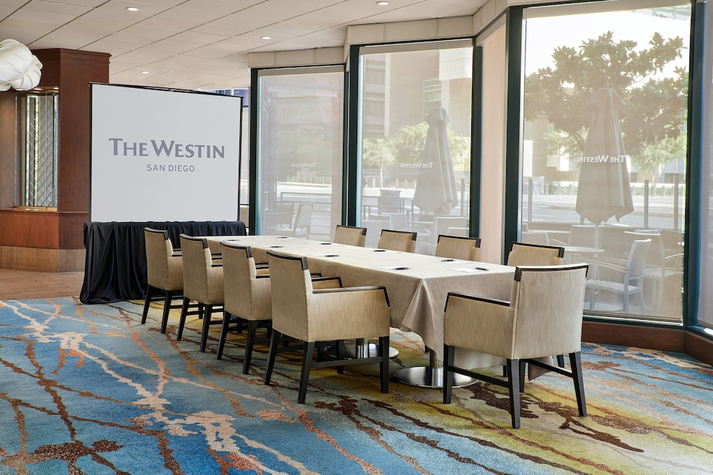 Meeting Facility, The Westin San Diego Downtown