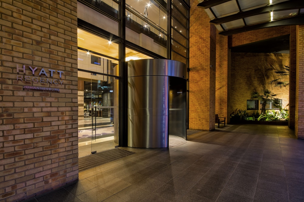 Property Entrance, Hyatt Regency Johannesburg