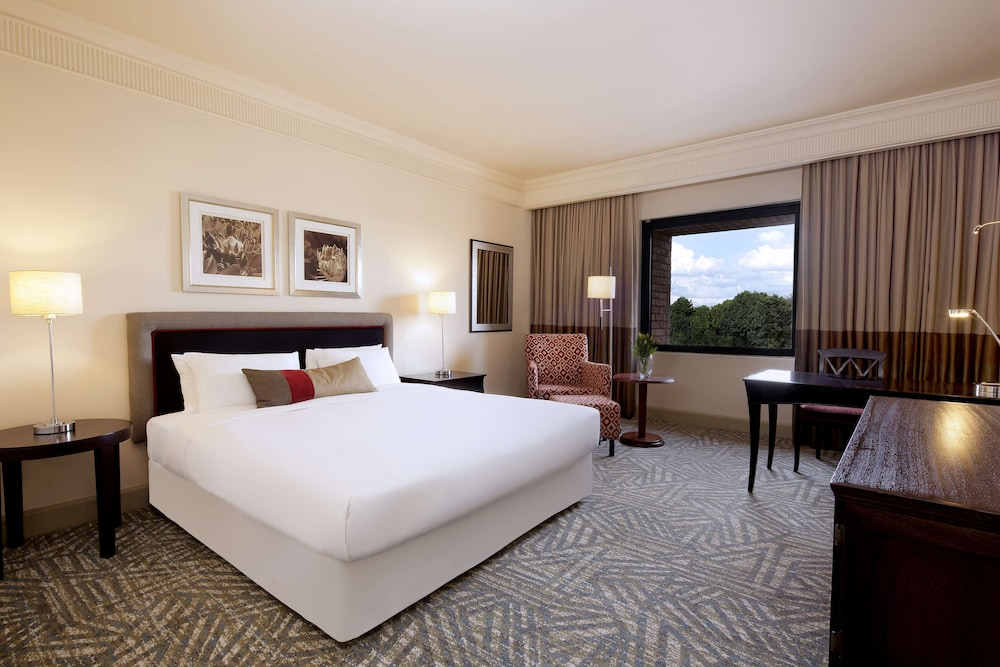 Room, Hyatt Regency Johannesburg