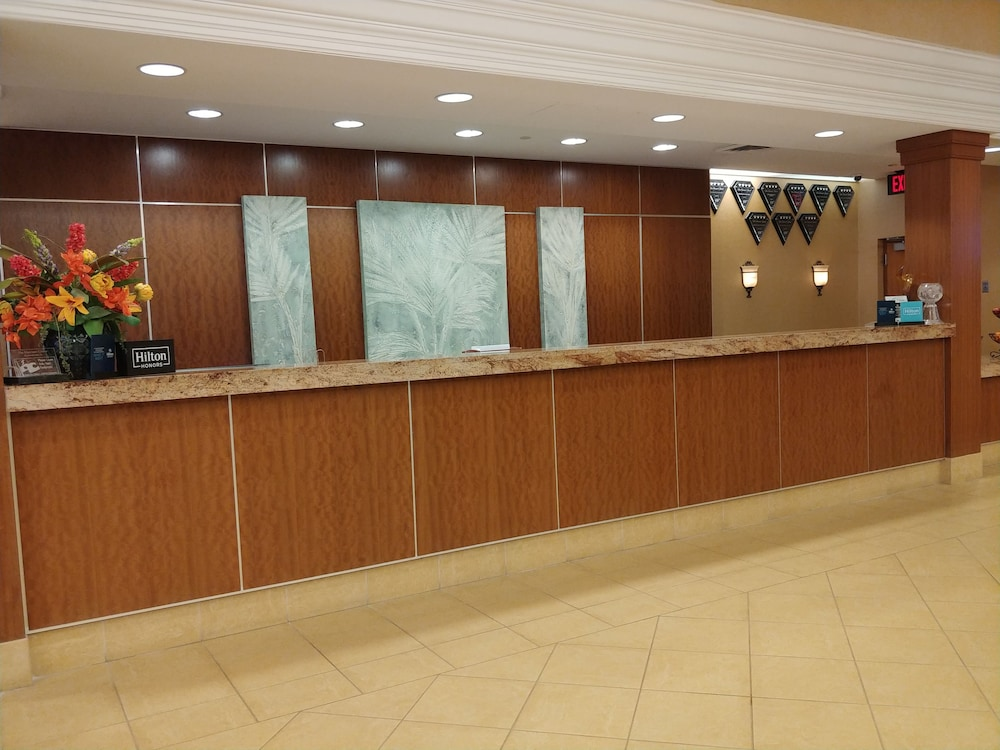 Check-in/Check-out Kiosk, Hilton Ocean City Oceanfront Suites