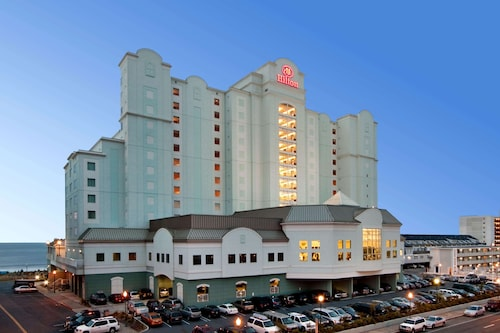Hilton Ocean City Oceanfront Suites
