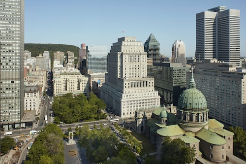 Montreal Marriott Chateau Champlain