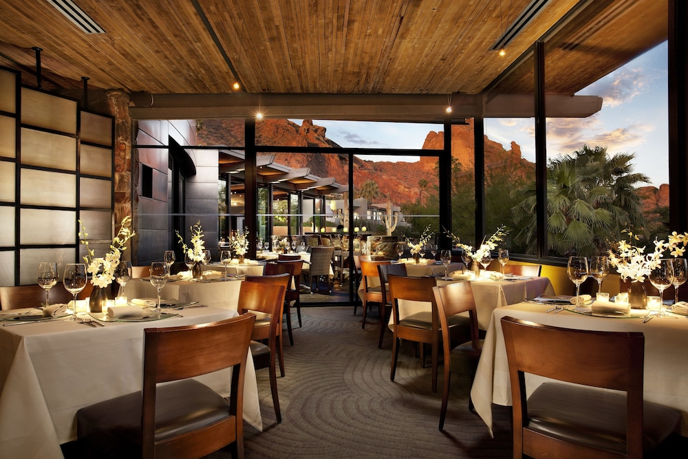 Restaurant, Sanctuary on Camelback Mountain Resort and Spa