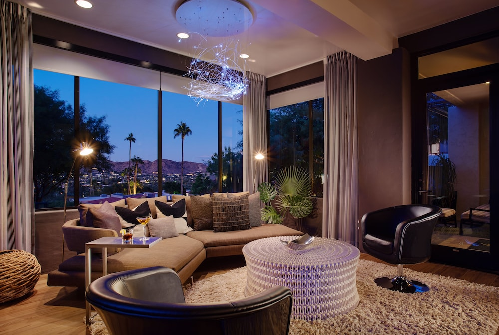 View from Room, Sanctuary on Camelback Mountain Resort and Spa