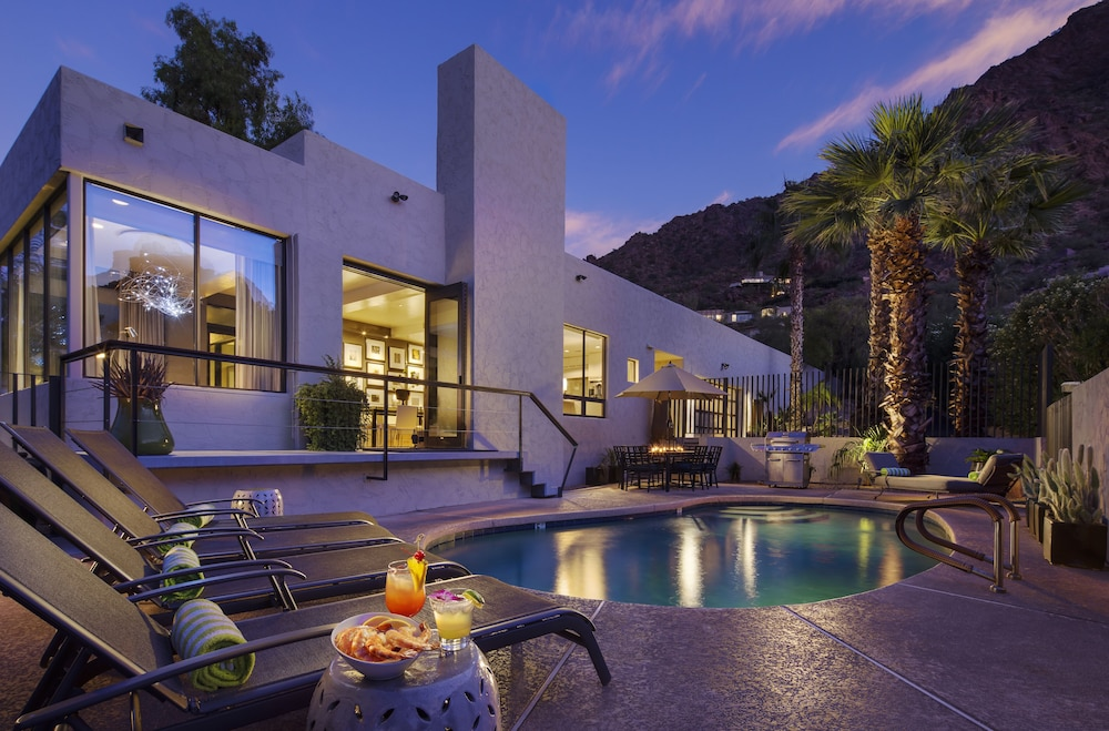 Private Pool, Sanctuary on Camelback Mountain Resort and Spa