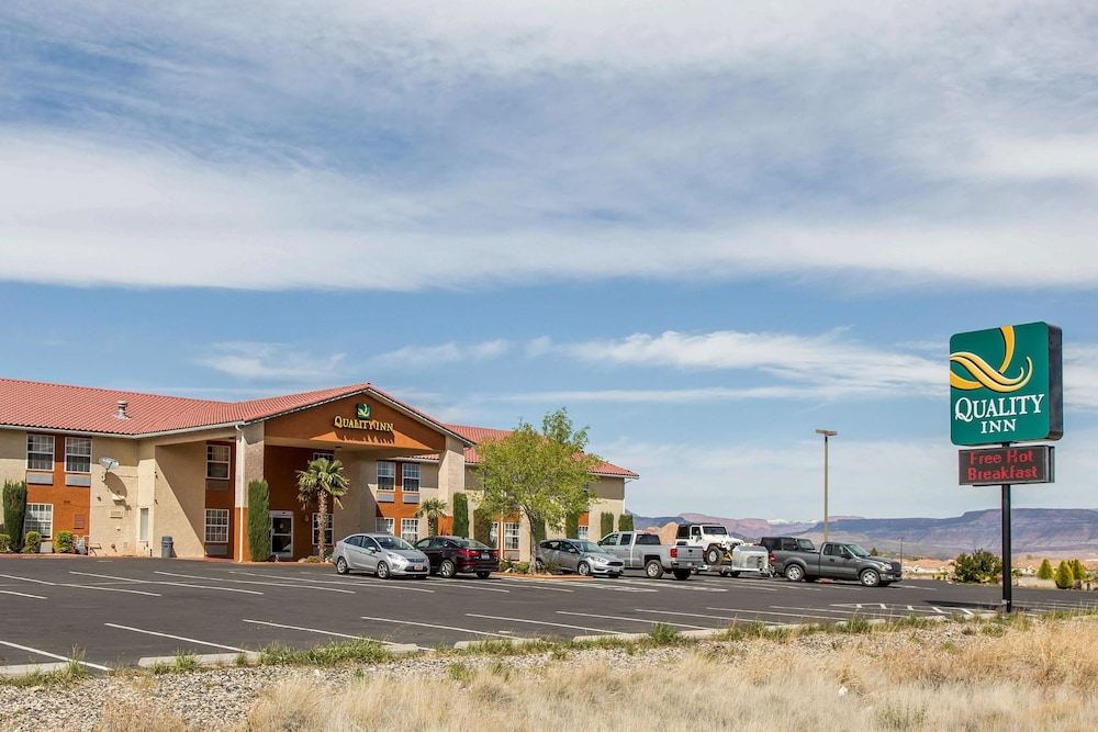 Quality Inn Zion Park Area 2018 Room Prices From 51 Deals