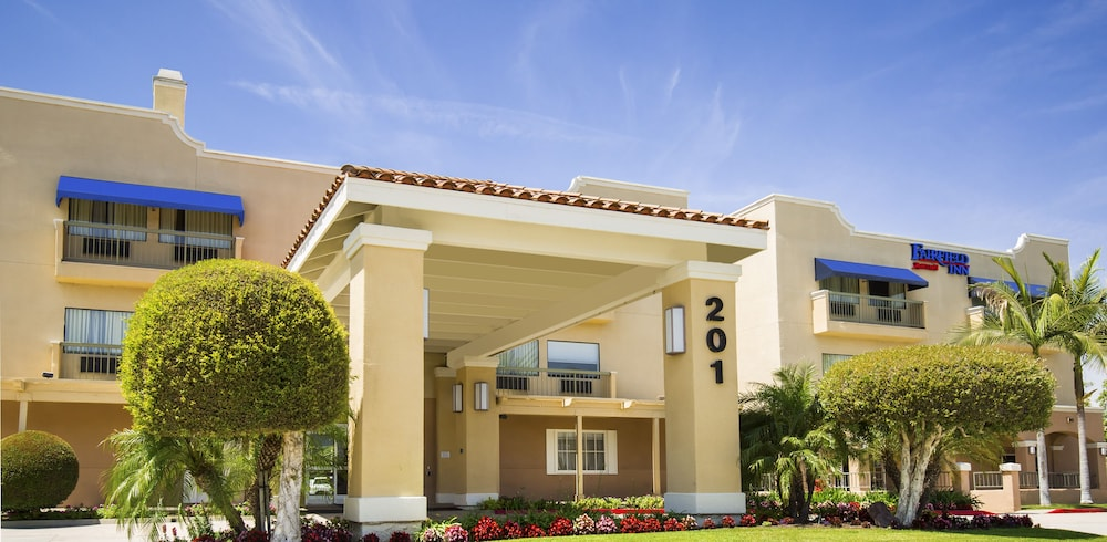 Property Entrance, Fairfield Inn by Marriott Anaheim Hills Orange County