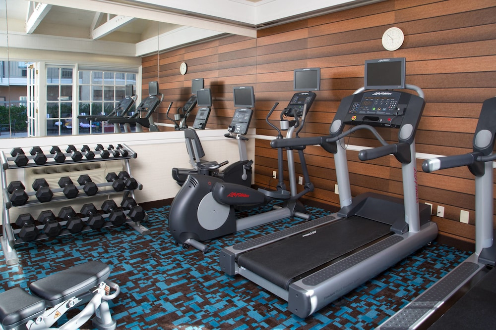 Fitness Facility, Fairfield Inn by Marriott Anaheim Hills Orange County