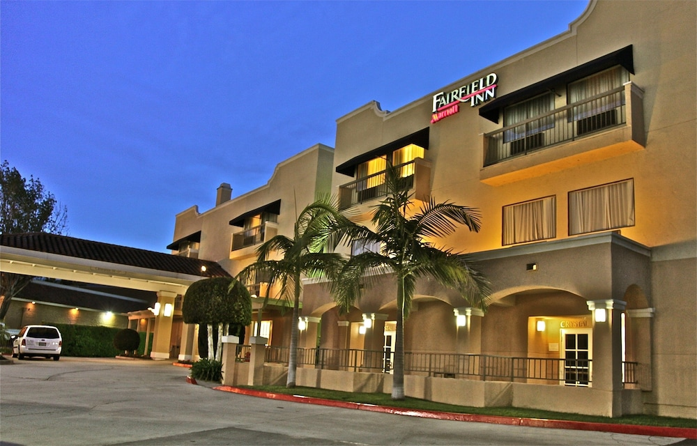 Front of Property - Evening/Night, Fairfield Inn by Marriott Anaheim Hills Orange County