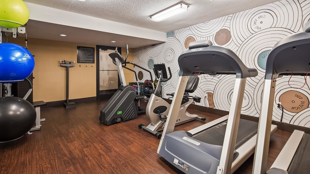 Fitness Facility, Best Western Plus Galleria Inn & Suites