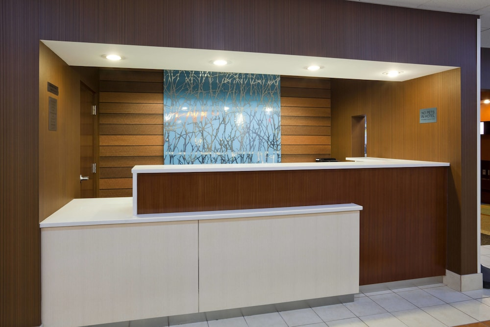 Lobby, Fairfield Inn by Marriott Evansville West