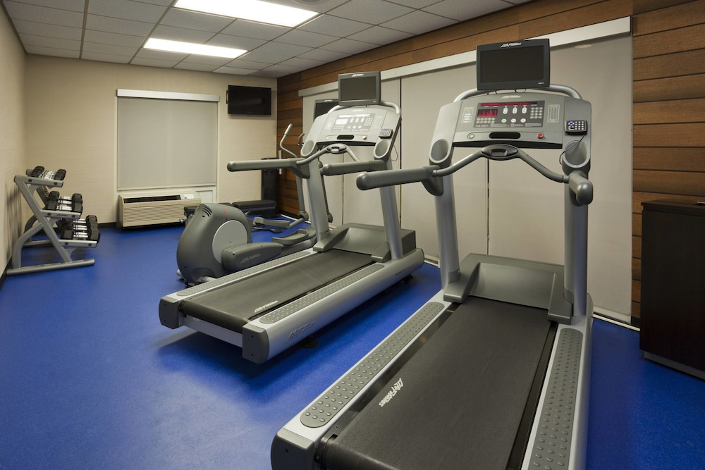 Fitness Facility, Fairfield Inn by Marriott Evansville West