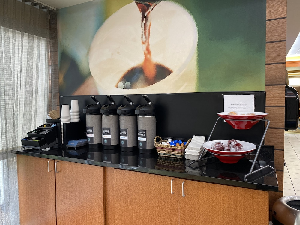 Coffee Service, Fairfield Inn by Marriott Evansville West